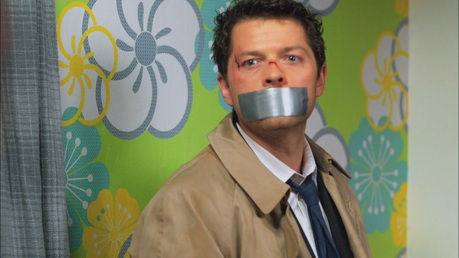 """^ That's such a cute look :) I like this one <i>""""Hey Castiel""""</i> Hmmm I just noticed I like the on"""