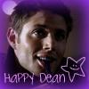 Here's mine. Happy Dean xD