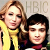 Mwahhhhhh! Chuck and Serena are the ultimate HBIC