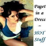 "My ""Paget in a Dress"" icon:"