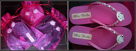 Sooooooooooooooooo cute!!!!!! http://www.miabellaflops.com They have all kinds of রঙ and