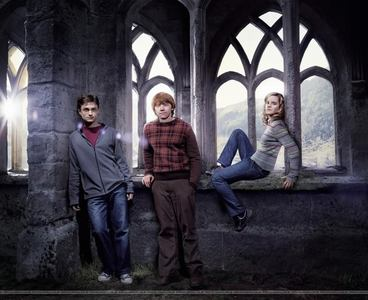 The Trio :D
