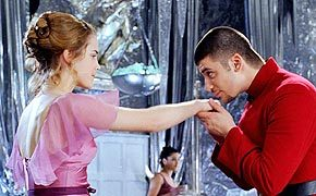 I love how all these pictures are from the Yule Ball. I guess that's the only time they were really t