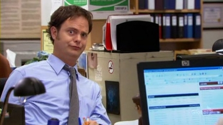 oh dwight. i want a picture of stanley playing basketball.