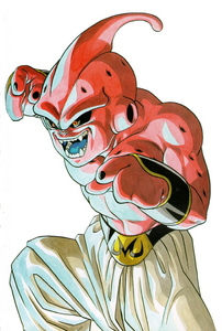 i like Kid buu the most because it is the strongest form of buu.