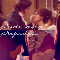 Beauty and the Beast ~ Pride and Prejudice Belle ~ Elizabeth the Beast ~ Mr. Darcy