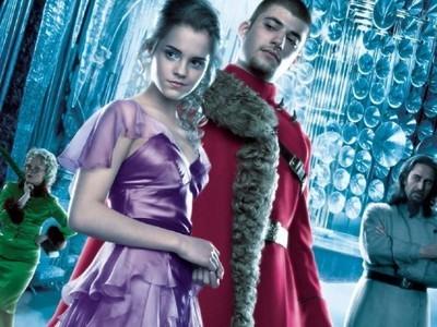 Round 4 'Krum/Hermione'! 1st - EalasaidWooster
