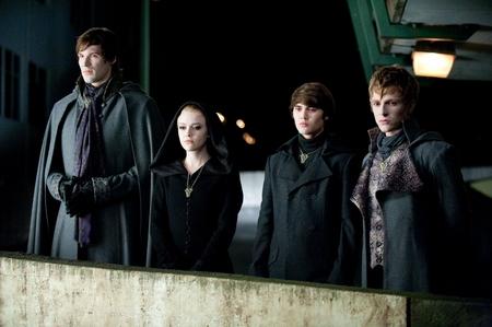 The Volturi;