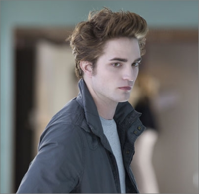 Round 9:Edward from Twilight