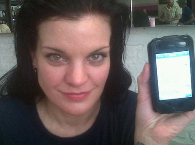Pauley Perrette On Twitter! — @HopeGardens Thanks You! The latest update from Pauley Perrette on T