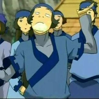 Find me a picture of Team Avatar