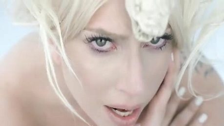 Yay!! They took off the video Baby from YouTube BAD ROMANCE is once again the most viewed!!