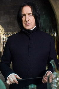 S is for Snape !!