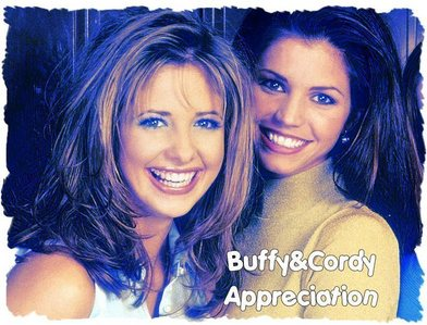 If it was possible, Who do あなた think should have had a kid with Angel? Buffy または Cordy?