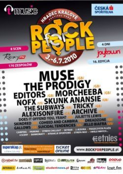 Have 你 heard about Rock For People Festival? 3 days of wonderful atmosphere, great people, and the