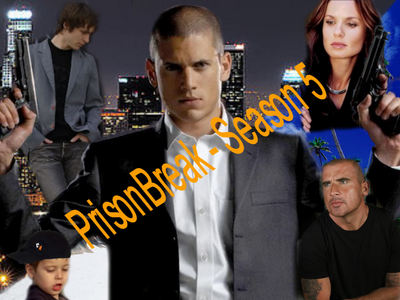 Here you can watch Prison Break Season 5 made by the fans.  Episode 1- 4  Prison Break - Season 5 - e