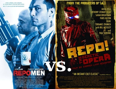 Starring Jude Law & Forrest Whitaker. Of course, this is a production from the creators of Repo! The