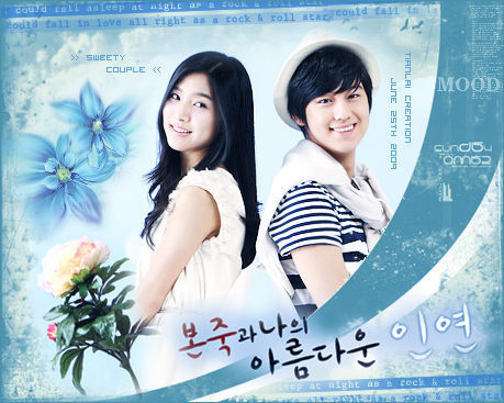 I really fun of kim bum and kim so eun that also call now soEulmate.... they are sweet couple i hop
