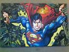 Check out notesonamericanlife on Ebay, Superman art starts at a penny, most are selling for under 100