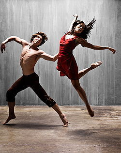 Modern dance is a dance form developed in the early 20th century. Although the term Modern dance has