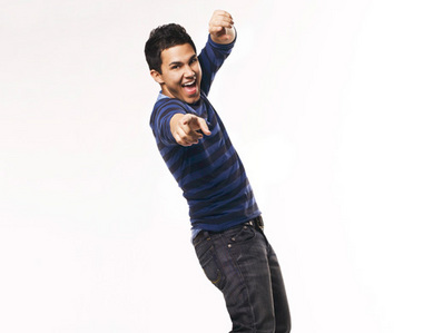 Do you think carlos pena is hott cute and funny