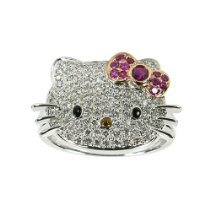 Nice Jewelry about Hello Kitty see مزید Kitty Jewelry Click Here>> http://astore.amazon.com/hellok