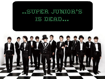 ..COME TO THE FUNERAL SUJU 팬 HAR2X HOPE U'LL ENJOY THE FUNERAL DON'T CRY TOO MUCH U MYT GET A HEAD