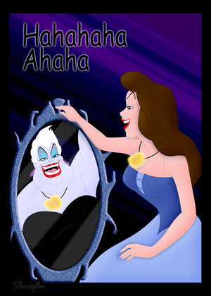 this game is very simple! anda have to only say anything on ursula.