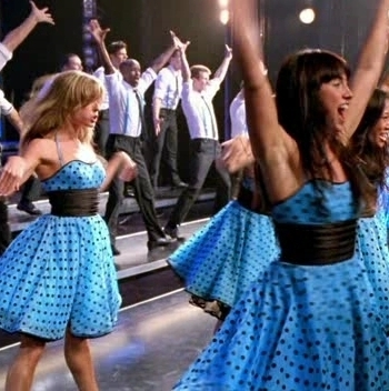 "Glee wallpaper titled ""Rehab"" - Vocal Adrenaline"