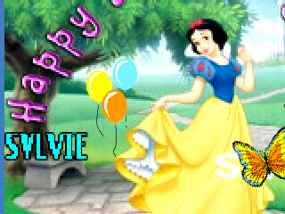KEEP SMILING wallpaper called *SYLVIE ALWAYS BE HAPPY & KEEP SMILING* VICKY