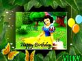 keep-smiling - *SYLVIE MÖN CHER MEILLEUR AMIE JÖYEUX ANNIVERSAIRE (<3* VICKY screencap