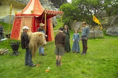 The Chronicles of Narnia - The Lion, The Witch and The Wardrobe (2005) > Behind the Scenes