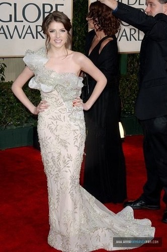 01.17.10: Golden Globe Awards - Arrivals