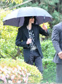 2009 > Various > Leaving the Bel Air Hotel - michael-jackson photo
