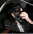 2009 > Various > Michael leaves medical clinic - michael-jackson photo