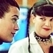 Abby &amp; Ziva. - ziva-and-abby icon