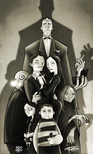 Gia đình nhà Addams