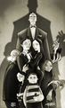 Addams Family - addams-family fan art