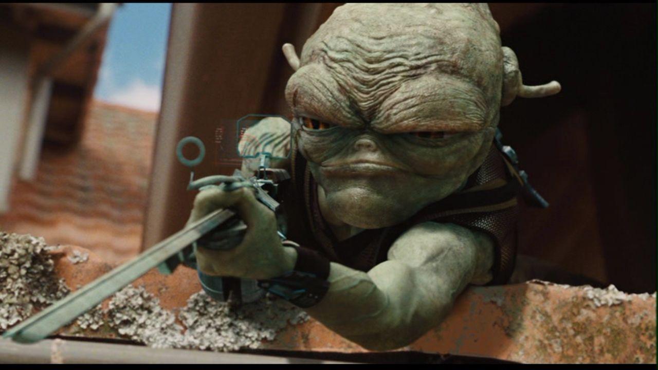Alien In The Attic Full Movie Movies