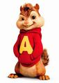 Alvin - shark-tale photo