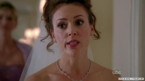Alyssa Milano -  Castle - - alyssa-milano Screencap
