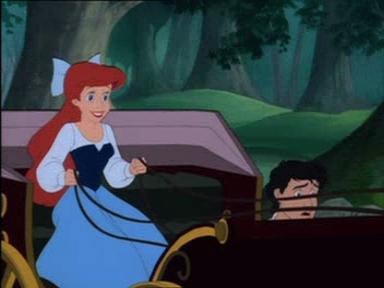Disney Females wolpeyper titled Ariel
