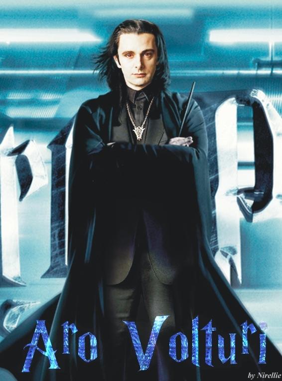Aro Volturi Wizard