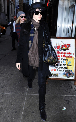 Ash Out in New York