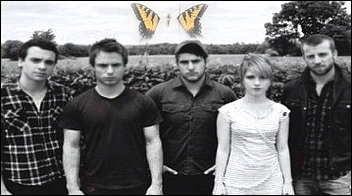 Brand New Eyes wallpaper entitled BNE Signatures