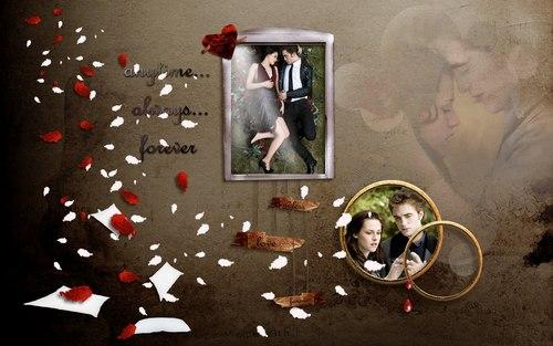 Bella & Edward ஐ Forever ஐ