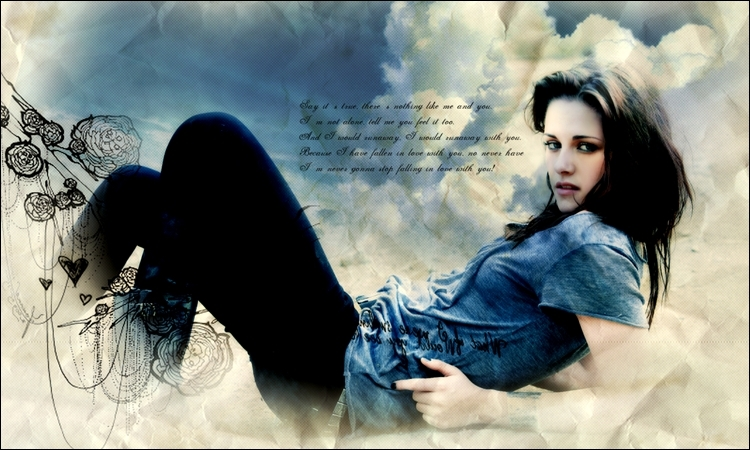 Kristen - twilight-series fan art
