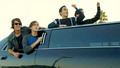 Big Time Rush- Limo pic