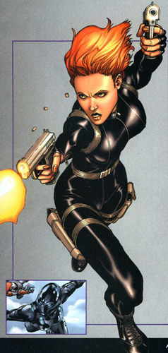 Marvel Superheroines images Black Widow wallpaper and ...