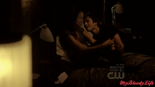 Bonnie and Damon manipulation